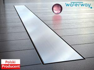odpływ liniowy premium waterway prestige steel